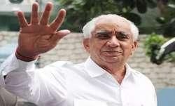 Former Union Minister Jaswant Singh dies at 82, PM Modi, Rajnath Singh tweet condolences
