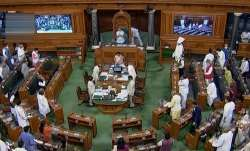 Lok Sabha, Parliament, Monsoon Session