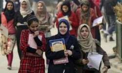 Jammu and Kashmir Schools reopen