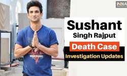 Sushant Singh Rajput Death case: Rhea Chakraborty questioned by NCB