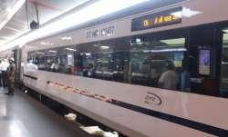 Vande Bharat, Indian railways