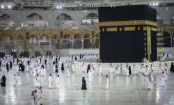 Saudi man crashes car into gates of Mecca's Grand Mosque