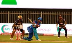 In 25 matches between the two sides, Kolkata Knight Riders