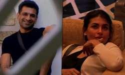 Bigg Boss 14 October 28 LIVE Updates: Will Nikki Tamboli play cupid for Pavitra Punia and Eijaz Khan
