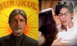 Mohabbatein turns 20: How Big B, Shah Rukh Khan, Shamita,