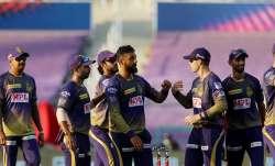 Varun Chakravarthy picked five wickets for 12 runs in three