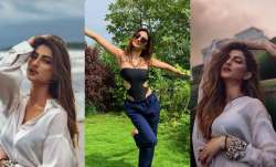 Palak Tiwari raises temperature in her latest pics