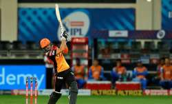 Live Score Sunrisers Hyderabad vs Delhi Capitals IPL 2020: Pandey, Kane key for SRH's big finish
