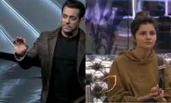 Weekend Ka Vaar, Bigg Boss 14, Salman Khan Rubina Dilaik