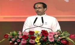 Shiv Sena chief and Maharashtra CM Uddhav Thackeray