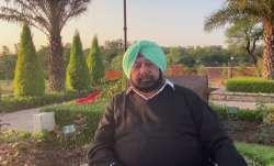 Amarinder Singh, Punjab