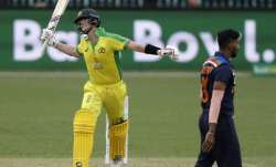 Steve Smith against India