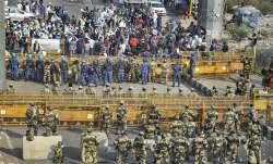 Bharatiya Kisan Union, BKU, Ghazipur border, Delhi Chalo March