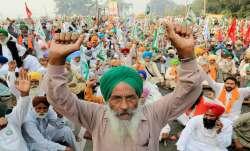 Farmers protest LIVE Updates Delhi chalo