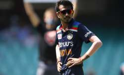 Yuzvendra Chahal in 1st ODI against Australia