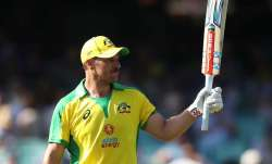 Live Cricket Score India vs Australia 1st ODI 2020: Finch