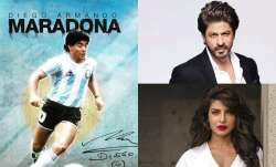 new dRIP Diego Maradona: SRK, Priyanka Chopra, Kareena Kapoor Khan mourn the loss of star footballer