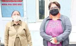 Delhi women, government job