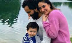 On the occasion of Taimur's birthday, check out these