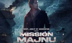 Rashmika Mandanna to make Bollywood debut opposite Sidharth Malhotra in film Mission Majnu