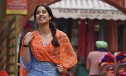 Farmer group halts Janhvi Kapoor's shoot, filming resumes after assurance of support to protesters
