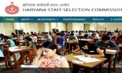 HSSC Gram Sachiv exam cancelled: Haryana Staff Selection Commission cancels exam after paper leak