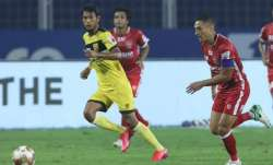 Odisha FC fight back to hold Hyderabad FC to 1-1 draw