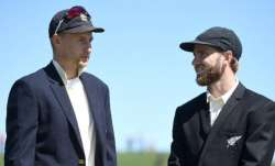 England will begin home summer with Test series against New