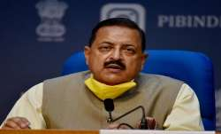 World has begun to look up to India as a power to reckon with: Jitendra Singh on vaccination drive
