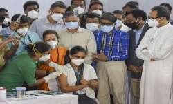 Maharashtra Vaccination Drive, Mumbai, covishield, covaxin