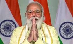PM Modi lauds people for empowering girl child, ensuring
