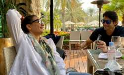 Mahesh Babu's adorable birthday wish for wife Namrata Shirodkar