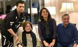 Neetu Kapoor remembers sister-in-law Ritu Nanda on death anniversary