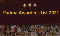 Padma Awards 2021