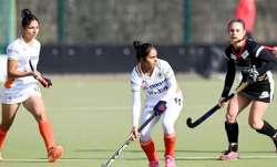 World No. 3 Germany beat Indian women's hockey team 5-0