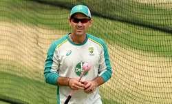 justin langer, justin langer australia, justin langer cricket australia, justin langer aus