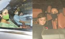 Karan Johar Roohi Yash birthday bash pics