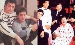 Bollywood actor and filmmaker Rajiv Kapoor has breathed his