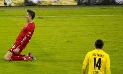 Bundesliga: Robert Lewandowski's hat-trick secures Bayern's 4-2 comeback win over Dortmund