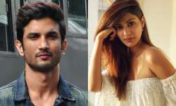 NCB to file 12k-page charge sheet in Sushant Singh Rajput's case against 33, including Rhea Chakrabo
