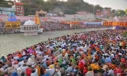 Haridwar Kumbh Mela end date, Niranjani Akhada, Niranjani Akhada news, Niranjani Akhada announced to