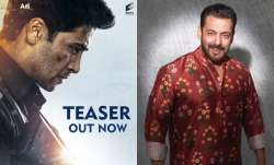 Salman Khan, Mahesh Babu, Prithviraj launch teaser of Major; pay tribute to martyr Sandeep Unnikrish