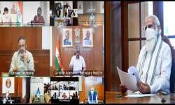 PM Narendra Modi chaired a high-level meeting to review the