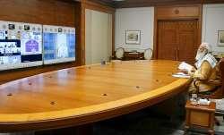 pm modi coronavirus review meeting