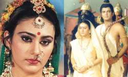 Ramayan's Sita aka Dipika Chikhlia shares her excitement on show's return to small screen
