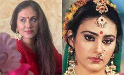 Sita aka Dipika Chikhlia wishes fans on Ram Navami with Ramayan's character sketches