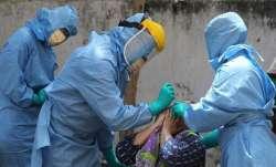 New Delhi, COVID positivity rate, COVID spread, COVID-19 cases, coronavirus second wave, COVID injec