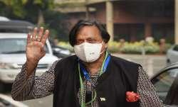 shashi tharoor, shashi tharoor covid report, shashi tharoor covid positive, shashi tharoor news