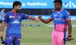Rishabh Pant and Sanju Samson, IPL 2021, RR vs DC