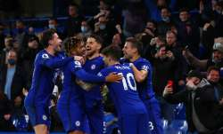 Premier League: Chelsea climb to 3rd after win over Leicester; Man Utd held to draw by Fulham